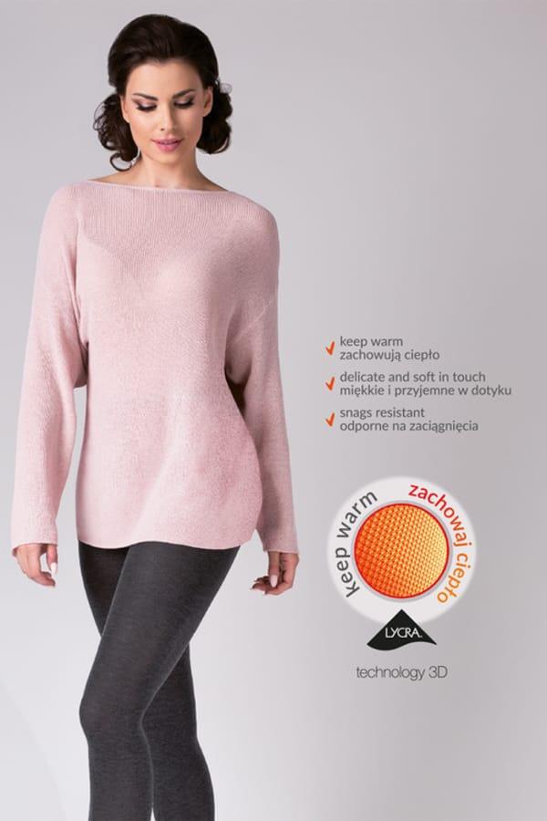 Rajstopy Warm Up Fashion 200 DEN
