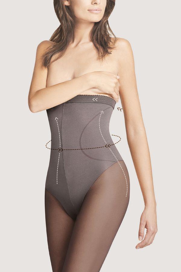 Rajstopy High Waist Bikini 40 DEN